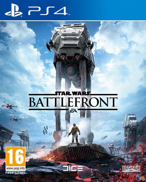 Star Wars : Battlefront : jeu PS4 |