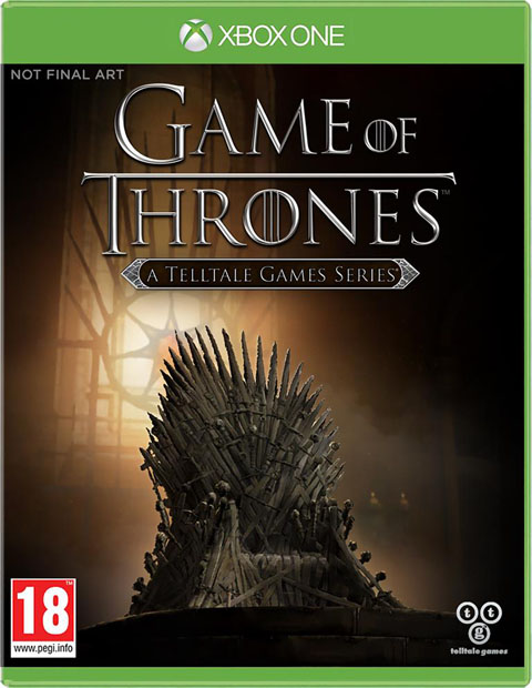 Game of Thrones - A Telltale Games Series : Xbox One |