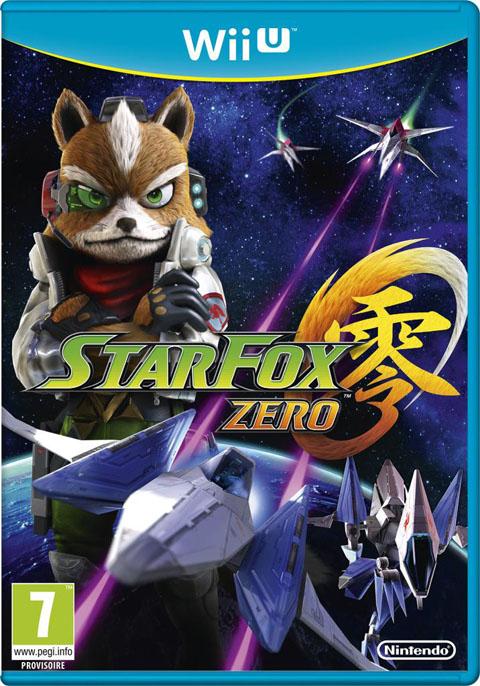 Star Fox : Zéro - Wii U