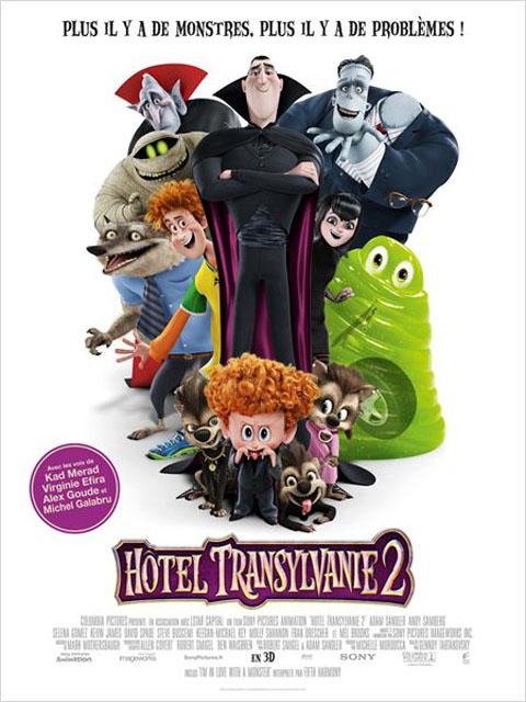 Hôtel Transylvanie 2. DVD = Hotel Transylvania 2 / Genndy Tartakovsky, réal. |