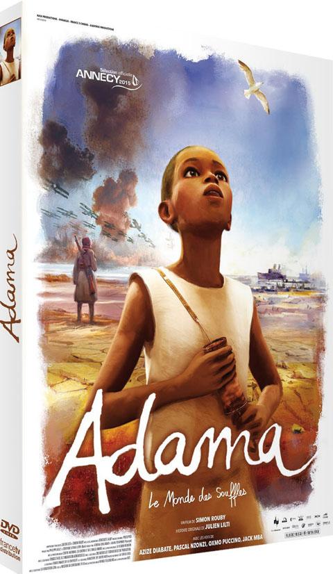 Adama : Le Monde des Souffles | Rouby, Simon. Metteur en scène ou réalisateur