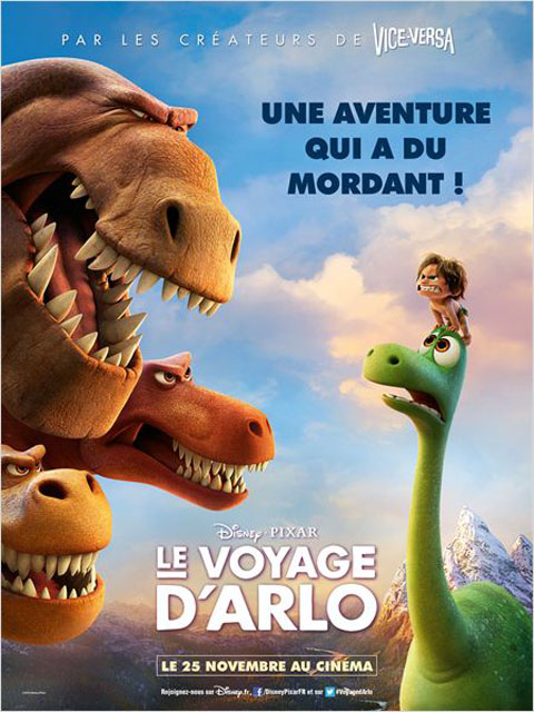 Le Voyage d'Arlo. DVD = The Good Dinosaur / Peter Sohn, réal. | Sohn, Peter. Monteur