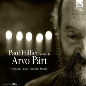 Pärt - Paul Hillier conducts Arvo Part