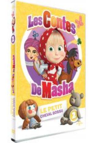 Contes-de-Masha-(Les)-:-le-petit-cheval-bossu