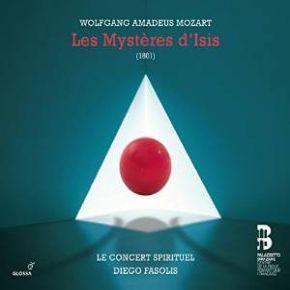 Mozart - les mystères d'Isis
