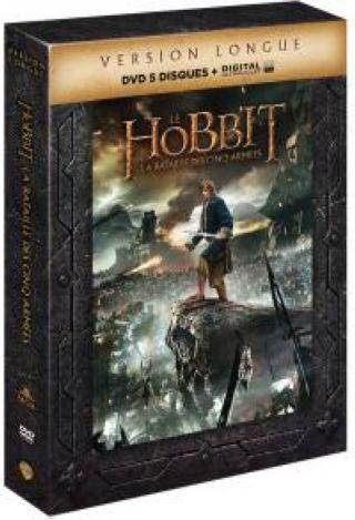 Le Hobbit [3], La bataille des cinq armées