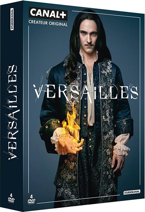 vignette de 'Versailles -DVD-<br /> Versailles (Jalil Lespert)'