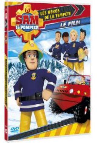 Sam le Pompier : Le Film : Les Héros de la tempête