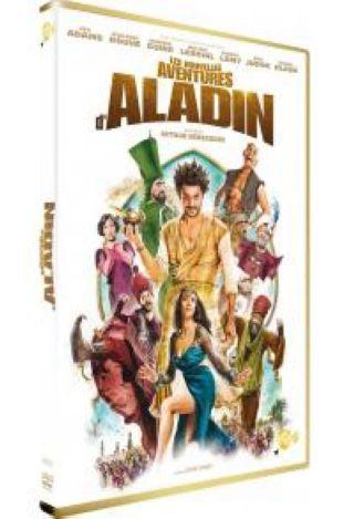 Aladin (Les nouvelles aventures d'). DVD / Arthur Benzaquen, réal. | Benzaquen, Arthur. Monteur. Interprète