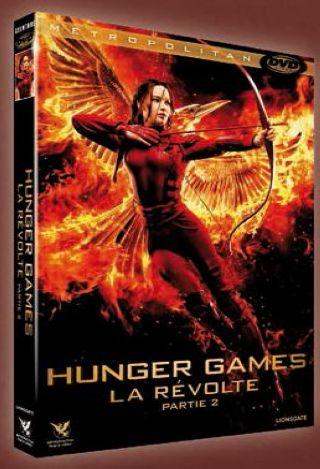 Hunger Games : La Révolte, Partie 2 | Lawrence, Francis. Metteur en scène ou réalisateur