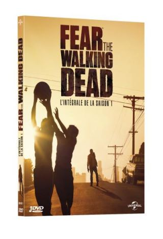 "Afficher ""Fear the Walking Dead : l'intégrale de la saison 1"""