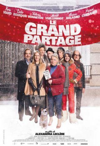 Le Grand Partage / Alexandra Leclère, scénariste et réal. ; Karin Viard, Didier Bourdon, Michel Vuillermoz[et al ], act. |