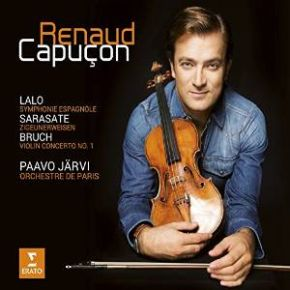 Lalo, Sarasate, Bruch |