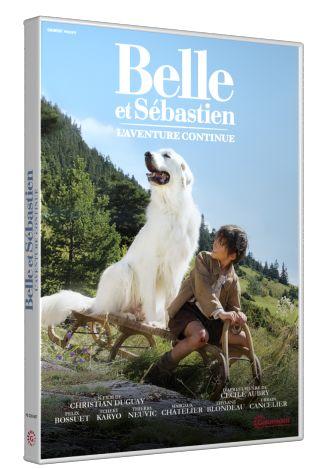 Belle et Sébastien : Belle et Sébastien 2 - L'Aventure continue