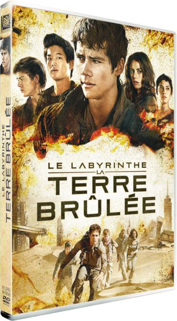 Labyrinthe 2 (Le) : la terre brûlée = Maze Runner : The Scorch Trials | Ball, Wes. Monteur