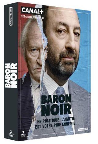 Baron Noir / Ziad Doueiri, réal. ; Eric Benzekri, Jean-Baptiste Delafon, auteur et scénaristes |