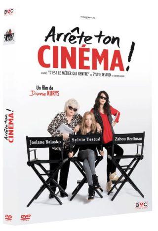 Arrête ton cinéma ! / Diane Kurys, réal., scénario | Kurys, Diane (1948-....) - Réal.. Monteur. Scénariste