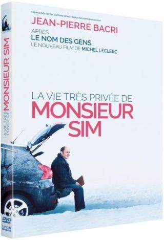 La Vie très privée de Monsieur Sim / Michel Leclerc, réal. | Leclerc, Michel. Metteur en scène ou réalisateur