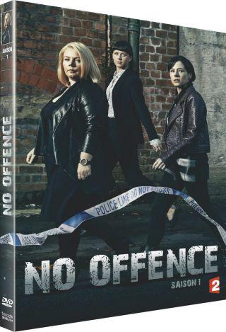 No Offence. Saison 1 | Abbott, Paul (1960-....) - scénariste. Auteur