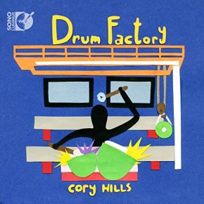 Drum factory | Hills, Cory. Interprète