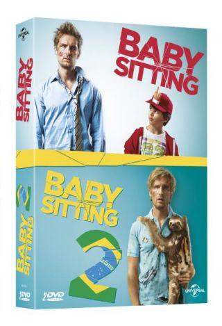 Babysitting 2. DVD = Babysitting + Babysitting 2 / Nicolas Benamou, Philippe Lacheau, réal. | Benamou, Nicolas. Monteur. Scénariste