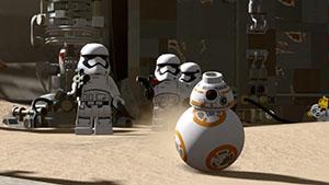 LEGO Star Wars - Le réveil de la Force : jeu PS3 |