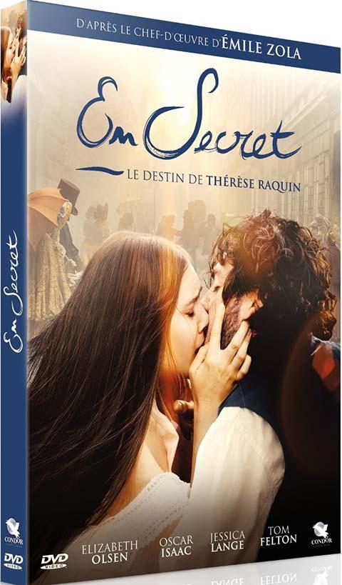 En Secret : le destin de Thérèse Raquin / Charlie Stratton, réal., scénario   Stratton, Charlie - Réal.. Monteur. Scénariste