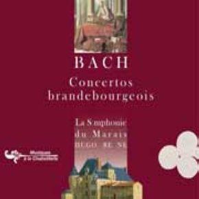 Bach - concertos brandebourgeois