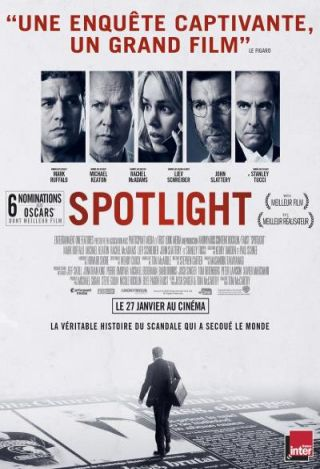 Spotlight | McCarthy, Tom (1969-....). Monteur