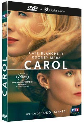 Carol / Todd Haynes | Haynes, Todd. Metteur en scène ou réalisateur