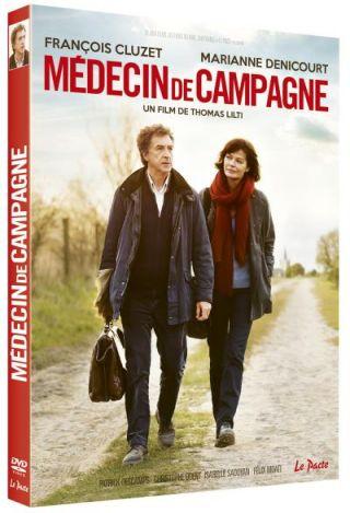 Médecin de campagne. DVD / Thomas Lilti, réal. | Lilti, Thomas. Monteur. Scénariste