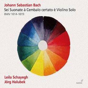 Sonates pour violon & clavecin BWV 1014-1019