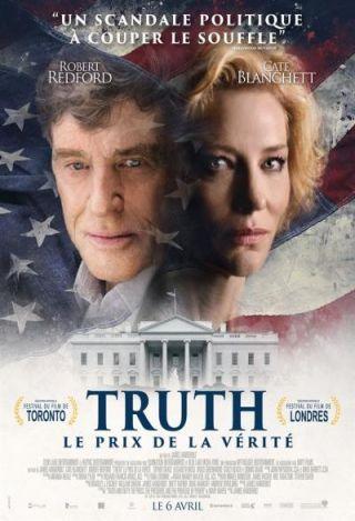 Truth : Le Prix de la vérité | Vanderbilt, James. Metteur en scène ou réalisateur