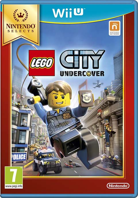 Lego City - Undercover : Wii U |