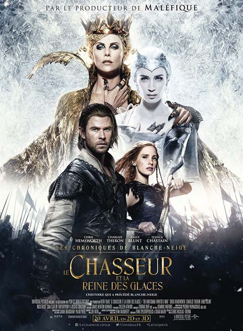 Le Chasseur et la reine des glaces = The Huntsman: Winter's War