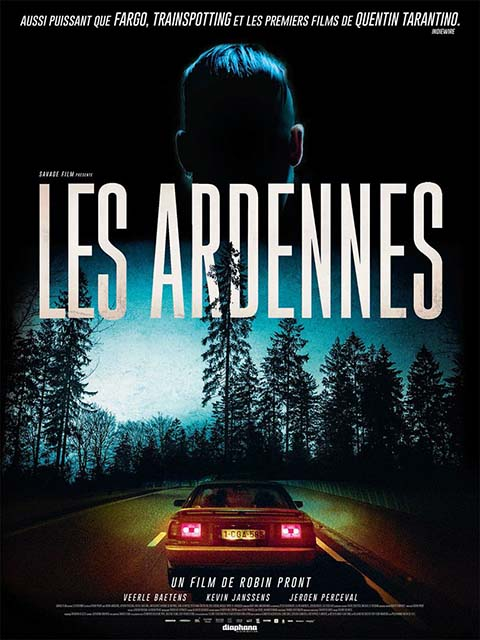 Les Ardennes = The Ardennes