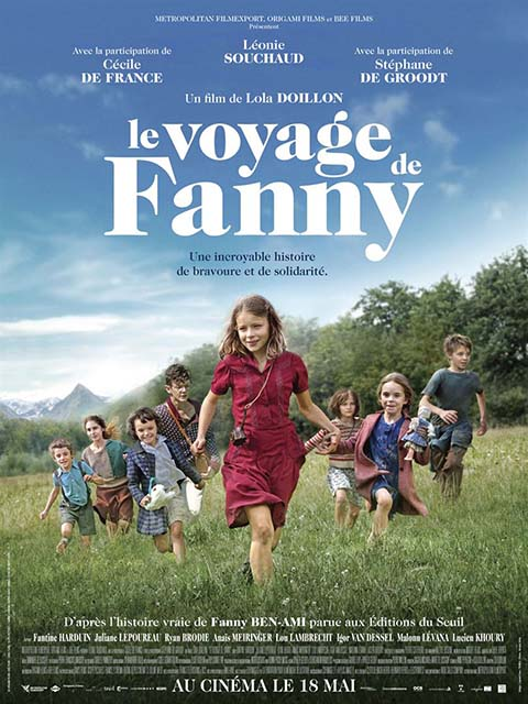 Le Voyage de Fanny. DVD / Lola Doillon, réal. | Doillon, Lola. Monteur. Scénariste