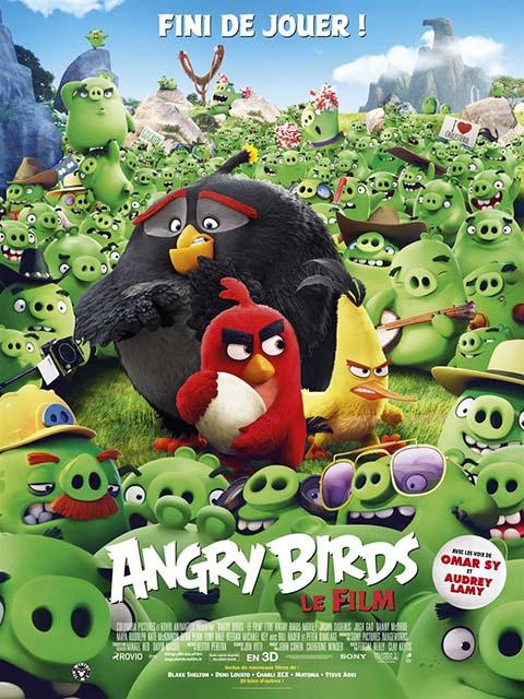 Angry Birds : Le Film | Kaytis, Clay. Metteur en scène ou réalisateur