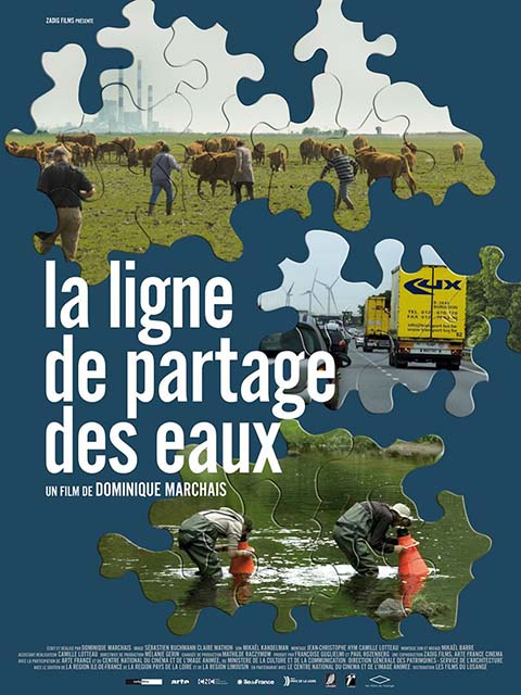 Ligne de partage des eaux (La) | Marchais, Dominique. Monteur