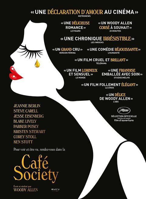 Café Society | Allen, Woody (1935-....). Metteur en scène ou réalisateur