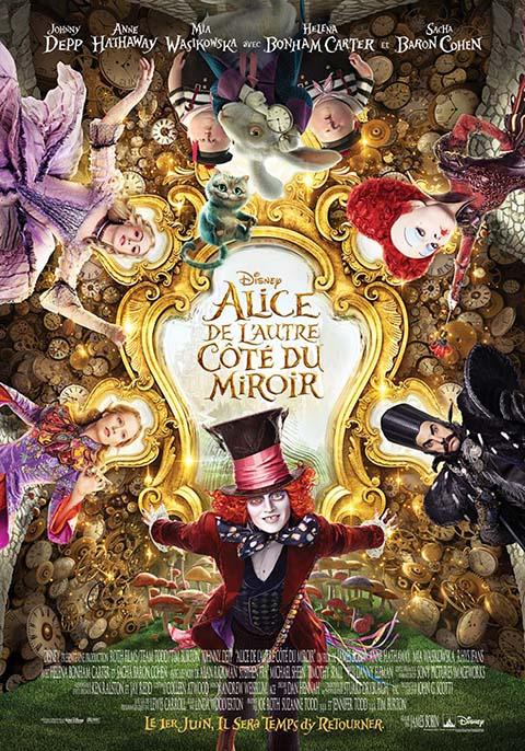 Alice v.02, de l'autre côté du miroir