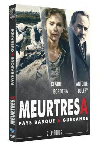 Meurtres à.... Meurtres à Guérande. Meurtres au Pays basque. DVD = Meutres à... : Meurtres à Guérande + Meurtres au Pays Basque / Eric Duret, réal. |