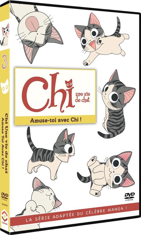 Amuse-toi avec Chi   Konami, Kanata. Monteur
