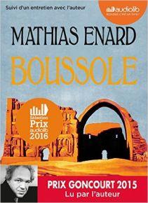 Boussole | Enard, Mathias (1972-....). Acteur