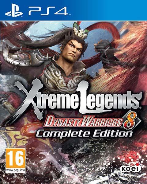 Dynasty warriors 8[huit] : Xtreme legends complete edition | Koei Techmo. Éditeur commercial