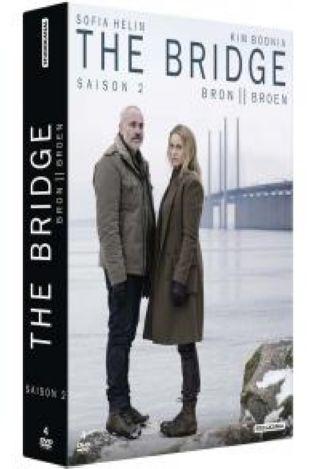 The Bridge / Henrik Georgsson, Morten Arnfred, Kathrine Windfeld, réal. ; Sofia Helin, Kim Bodnia, Dag Malmberg, rafael Pettersson, Puk Scharbau, Sarah Boberg, act.  