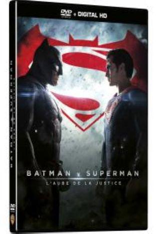 Batman v Superman. DVD : L'Aube de la justice = Batman v Superman : Dawn Of Justice / Zack Snyder, réal. | Snyder, Zack. Monteur