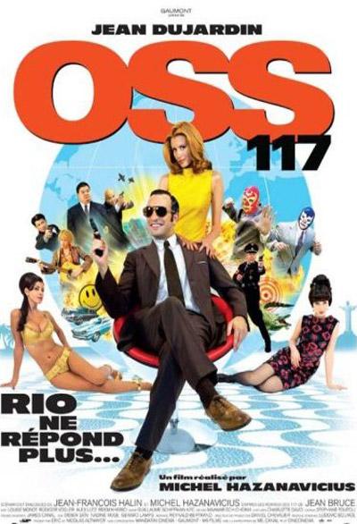 OSS 117 Rio ne répond plus... | Hazanavicius, Michel, réalisateur, scénariste