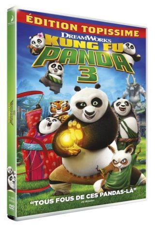 Kung Fu Panda 3 / Jennifer Yuh, Alessandro Carloni, réal. |