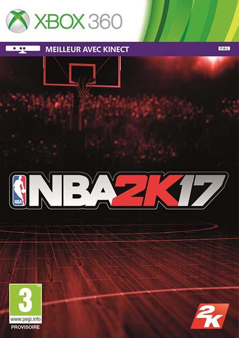 Nba 2k17 : jeu Xbox 360 |